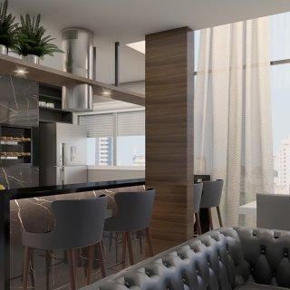 Lumiére Résidence, Cobertura Duplex, Triplex, Apartamento e Sala Comercial no centro em Marau RS